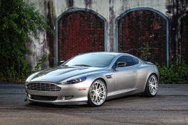 Aston Martin DB9 CARBON FIBER KAMM TAIL TRUNK SPOILER