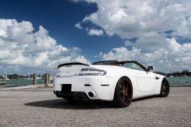 Aston Martin Vantage Carbon Diffuser