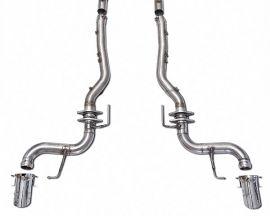 Hamann Aston Martin V8 Vantage Exhaust Systems