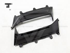 Lamborghini Aventador LP700-4 LP720 LP750 Carbon Fiber Body Kit Side Scoop Air Intake Vent