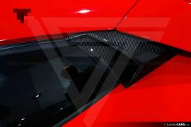 Lamborghini Aventador LP700-4 Carbon Fiber Engine Air Intakes