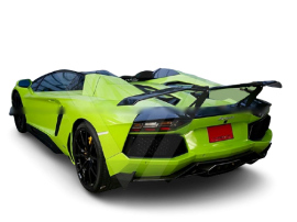 Lamborghini Aventador LP700-4 Carbon Fiber Rear Diffusers