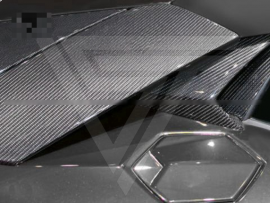 Lamborghini Aventador Lp700-4 Dry Carbon Fiber Rear Side Panel
