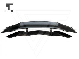 Lamborghini Aventador LP700-4 LP720-4 Carbon Fiber Rear Spoiler Rear Wings