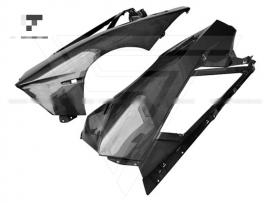 Lamborghini Aventador LP700-4 LP720 LP750 Carbon Fiber Rear Fenders