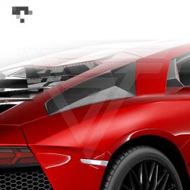 Lamborghini Aventador LP750 LP720 LP700 Carbon Fiber Air Vent