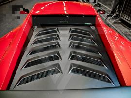 Lamborghini Gallardo LP560 Carbon Fiber Rear Trunk