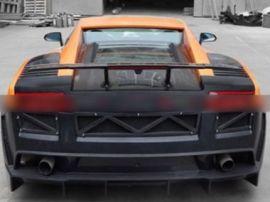 Lamborghini Gallardo LP570 Carbon Fiber Rear Trunk Spoiler Wing
