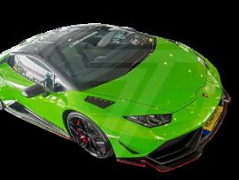 Lamborghini Huracan LP610-4 Carbon Fiber Hood Vent