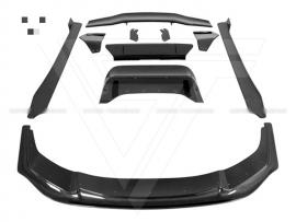 Lamborghini Huracan LP610-4 LP580 Carbon Fiber Rears Spoiler