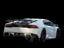 Lamborghini LP610 Huracan Glass Fiber Body Kit Rear Bumper
