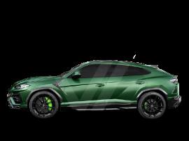 Lamborghini URUS 2018-2019 Carbon Fiber Sides Skirt