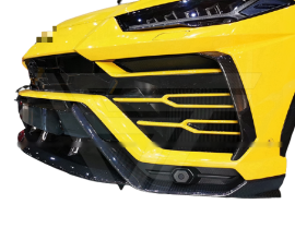 Lamborghini URUS 2018-2019 Carbon Fiber Front Lip