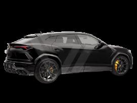 Lamborghini URUS 2018-2019 Carbon Fiber Rear Lip