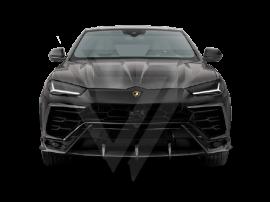 Lamborghini URUS 2018-2019 Carbon Fiber Side Mirrors Cover