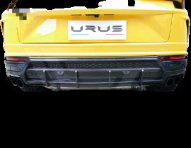 Lamborghini URUS 2018-2019 Carbon Fiber Rear Diffuser