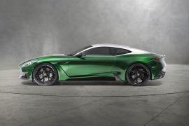 MANSORY Aston Martin DB11 WHEELS