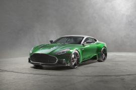 MANSORY Aston Martin DB11 AERODYNAMICS