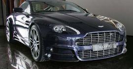 Mansory Aston Martin Vantage Aerodynamics