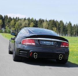 Mansory Aston Martin Vanquish Exhaust System
