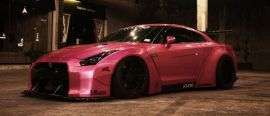 Nissan GTR R35 wide body kit