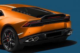Lamborghini LP 610-4 / LP 580-2 Huracan Carbon Fiber Aero Kits